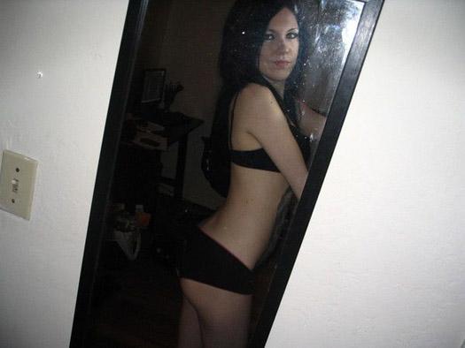 emo sexy Jolie petite coquine emo a envie de se faire enculer !